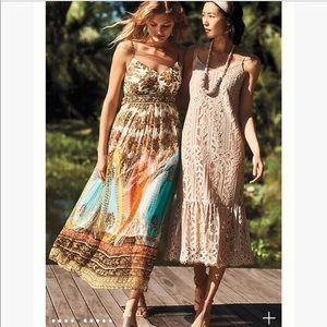 Anthropologie Virginia Maxi Dress
